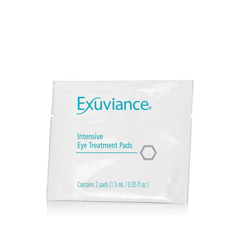 EXUVIANCE Professional Intensive Eye Treatment Pads