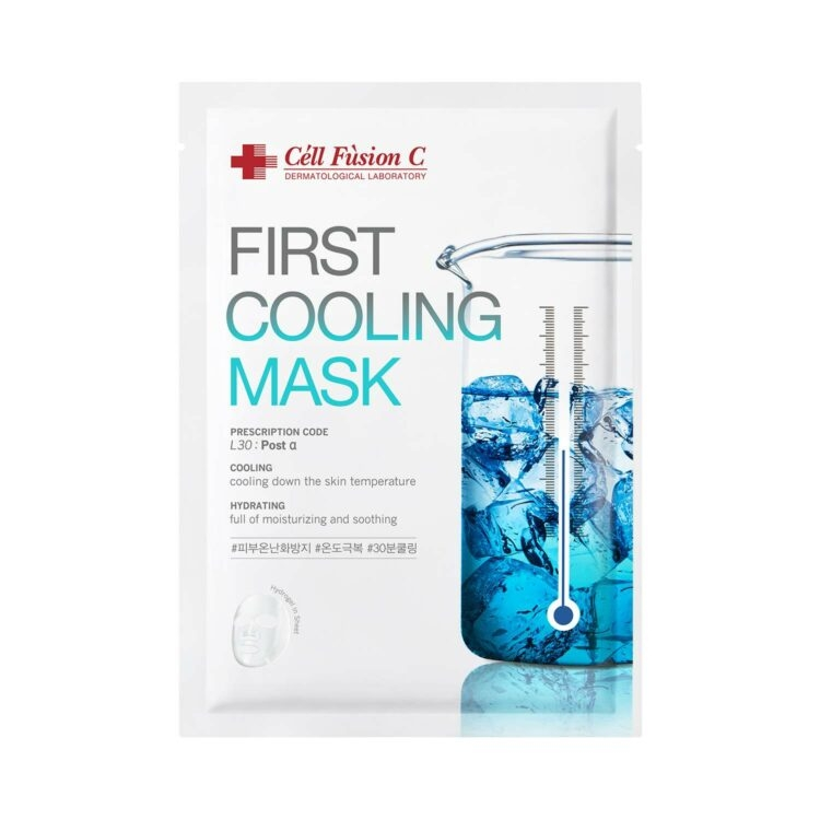 Cell Fusion C Retail First Cooling Mask