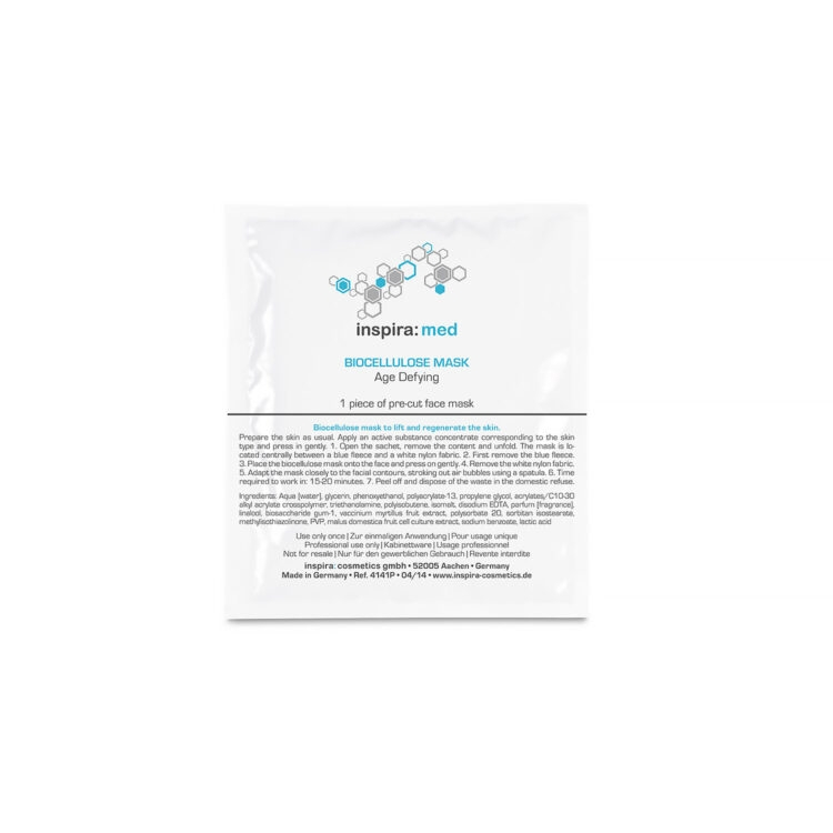 INSPIRA MED Biocellulose Mask Age Defying 5 szt.