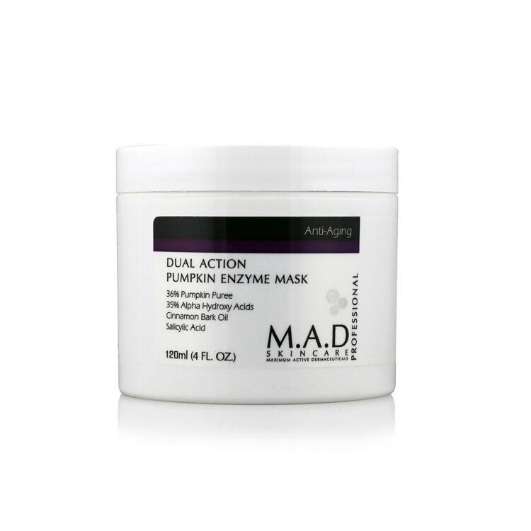 M.A.D. Dual Action Pumpkin Enzyme Mask